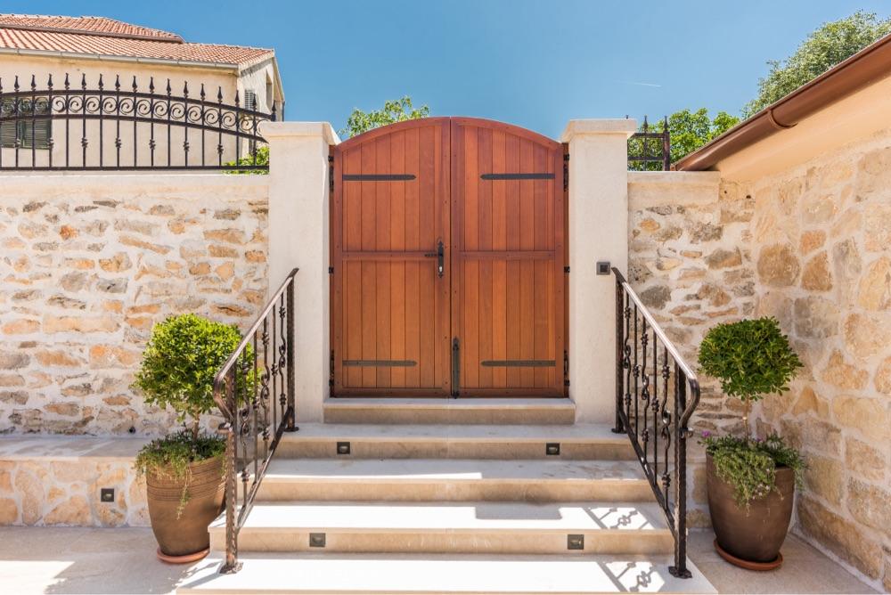 Entrance Villa Two